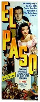 El Paso - Movie Poster (xs thumbnail)