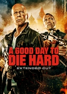 A Good Day to Die Hard - DVD cover (xs thumbnail)