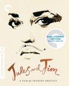 Jules Et Jim - Blu-Ray movie cover (xs thumbnail)