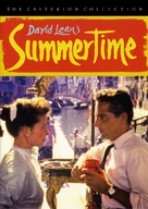Summertime - DVD cover (xs thumbnail)