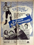 Moschettieri del mare, I - French Movie Poster (xs thumbnail)