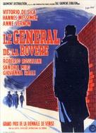 Il generale della Rovere - French Movie Poster (xs thumbnail)