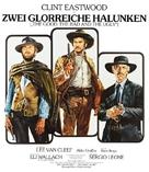 Il buono, il brutto, il cattivo - German Blu-Ray cover (xs thumbnail)