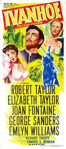 Ivanhoe - Australian Movie Poster (xs thumbnail)