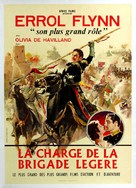 The Charge of the Light Brigade - French Movie Poster (xs thumbnail)