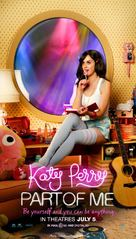 Katy Perry: Part of Me - Movie Poster (xs thumbnail)