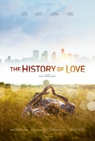 The History of Love - French Movie Poster (xs thumbnail)