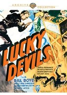 Lucky Devils - DVD cover (xs thumbnail)