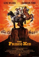 The Frisco Kid - British Movie Poster (xs thumbnail)
