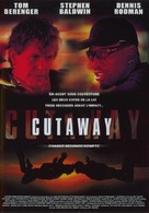 Cutaway - French DVD movie cover (xs thumbnail)