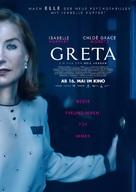 Greta - German Movie Poster (xs thumbnail)