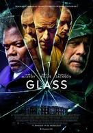 Glass - Dutch Movie Poster (xs thumbnail)