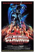 Demonoid, Messenger of Death - Movie Poster (xs thumbnail)