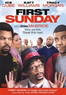 First Sunday - DVD cover (xs thumbnail)