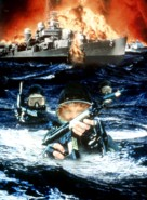 Frogmen Operation Stormbringer - Key art (xs thumbnail)