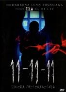11 11 11 - Polish DVD movie cover (xs thumbnail)