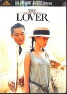 L'amant - DVD cover (xs thumbnail)
