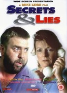 Secrets & Lies - British Movie Cover (xs thumbnail)