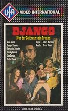 Django spara per primo - German VHS cover (xs thumbnail)