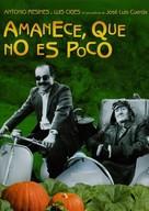 Amanece, que no es poco - Spanish Movie Cover (xs thumbnail)