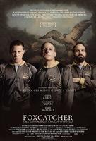 Foxcatcher - Brazilian Movie Poster (xs thumbnail)