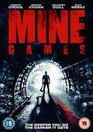 Mine Games - British Movie Cover (xs thumbnail)