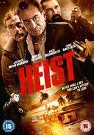Heist - British Movie Cover (xs thumbnail)