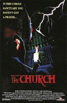 La chiesa - Movie Poster (xs thumbnail)