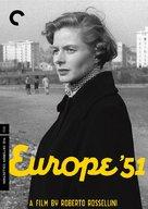 Europa '51 - DVD cover (xs thumbnail)