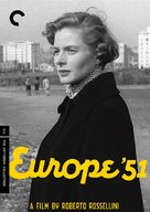 Europa '51 - DVD movie cover (xs thumbnail)