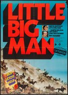 Little Big Man - German Movie Poster (xs thumbnail)