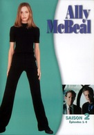 """""""Ally McBeal"""" - French DVD movie cover (xs thumbnail)"""