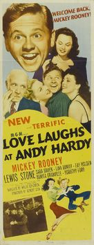 Love Laughs at Andy Hardy - Movie Poster (xs thumbnail)