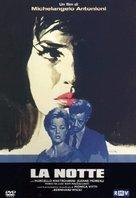 La notte - Italian DVD movie cover (xs thumbnail)