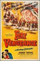 Fort Vengeance - Movie Poster (xs thumbnail)