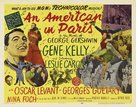 An American in Paris - Movie Poster (xs thumbnail)