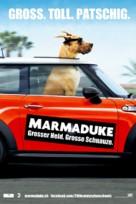 Marmaduke - Swiss Movie Poster (xs thumbnail)