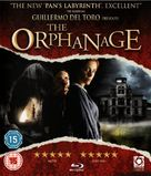 El orfanato - British Movie Cover (xs thumbnail)