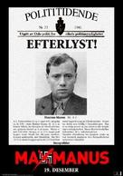 Max Manus - Norwegian Movie Poster (xs thumbnail)