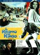Il ritorno di Ringo - Italian Movie Poster (xs thumbnail)