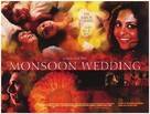 Monsoon Wedding - British Movie Poster (xs thumbnail)