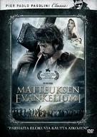 Il vangelo secondo Matteo - Finnish DVD cover (xs thumbnail)