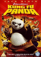 Kung Fu Panda - British Movie Cover (xs thumbnail)
