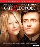 Kate & Leopold - Blu-Ray cover (xs thumbnail)
