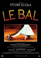 Le bal - French Movie Poster (xs thumbnail)