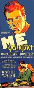 Me, Gangster - Movie Poster (xs thumbnail)