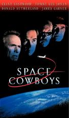 Space Cowboys - VHS movie cover (xs thumbnail)