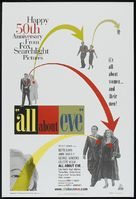 All About Eve - Re-release poster (xs thumbnail)