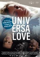 Universalove - German Movie Poster (xs thumbnail)
