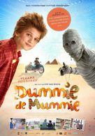 Dummie de Mummie - Belgian Movie Poster (xs thumbnail)